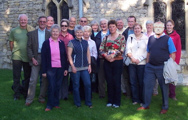 Long Wittenham Group Photo